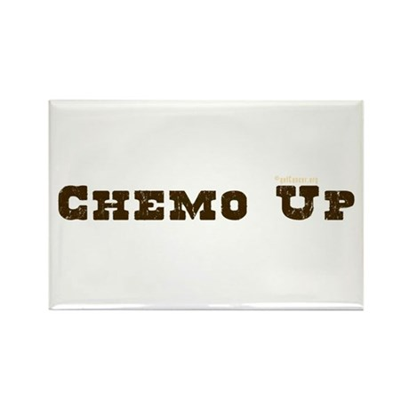 Chemo Up Rectangle Magnet (10 pack)