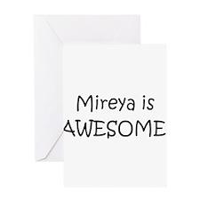 Mireya Greeting Card