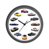 Mazda Basic Clocks