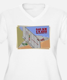 Apartheid wall T-Shirt