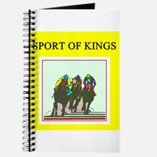 horse racing gifts t-shirts Journal