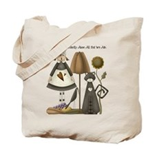 Exceedingly, Abundantly Tote Bag