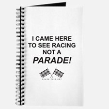 Checker Flag Parade Journal