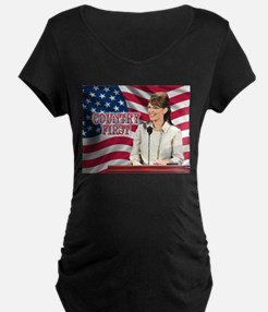 Country First T-Shirt