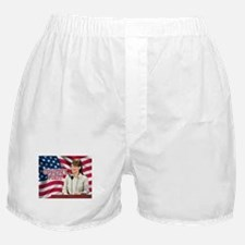 Country First Boxer Shorts