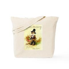 Irish Thanksgiving Tote Bag