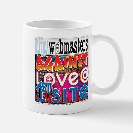 Webmasters Against Love @ 1st Mug