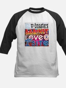 Webmasters Against Love @ 1st Kids Baseball Jersey