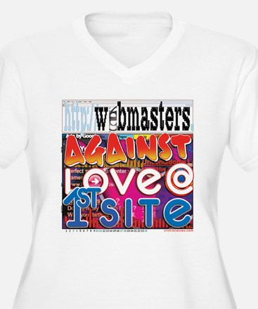 Webmasters Against Love @ 1st T-Shirt