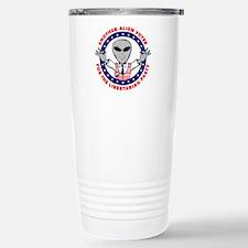Alien Libertarian Voter Travel Mug