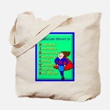 D.I.R.E.C.T.O.R. Child Care Director Tote Bag