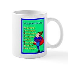 D.I.R.E.C.T.O.R. Child Care Director Mug