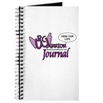 """BC Warrior """"Here For Life"""" Journal"""