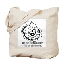 Clown hater ~  Tote Bag