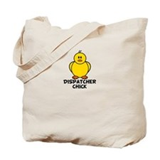 Dispatcher Chick Tote Bag
