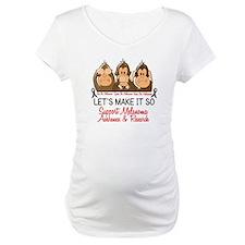 See Speak Hear No Melanoma 2 Shirt
