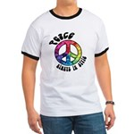 Peace Always in Style Ringer T