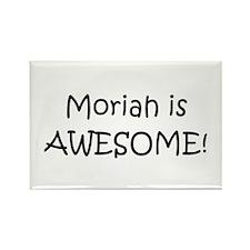 Cute Moriah Rectangle Magnet