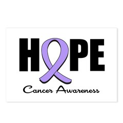 General Cancer Awareness Postcards (Package of 8)