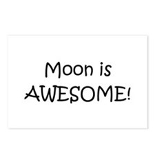 Cool Moon names Postcards (Package of 8)