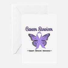 General Cancer Awareness Greeting Cards (Pk of 10)