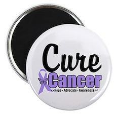 General Cancer Awareness Magnet