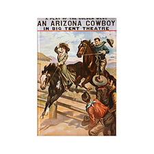 """An Arizona Cowboy"" Magnet"