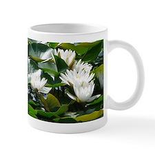 water lilies Small Mug