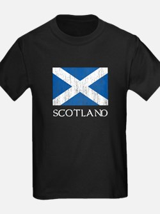 Scotland Flag T