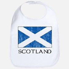 Scotland Flag Bib