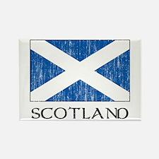 Scotland Flag Rectangle Magnet