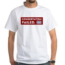 Conservatism Failed, Vote Blue Shirt