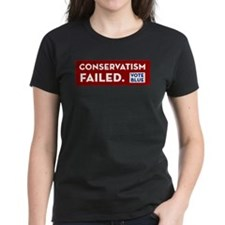 Conservatism Failed, Vote Blue Tee