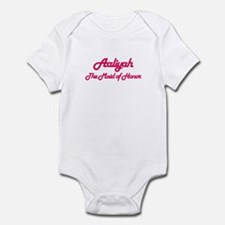 Aaliyah - The Bridesmaid Infant Bodysuit