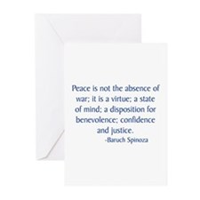 Spinoza Greeting Cards (Pk of 10)