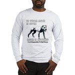 Responsible Owner Shirt Long Sleeve T-Shirt