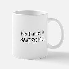 Funny Nathaniel Mug