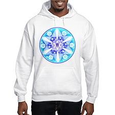 Hexagram Star Mandala Hoodie