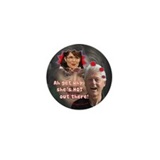 Sarah Palin, Bill's Fantasy Mini Button