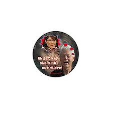 Sarah Palin, Bill's Fantasy Mini Button
