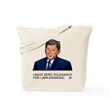 Zero Tolerance<BR> Tote Bag