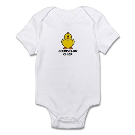Counselor Chick Infant Bodysuit