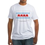 Chicago Republican Fitted T-Shirt