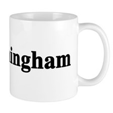 I Love Birmingham Small Mug