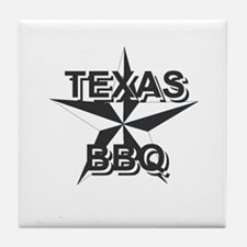 Texas BBQ Tile Coaster