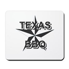 Texas BBQ Mousepad