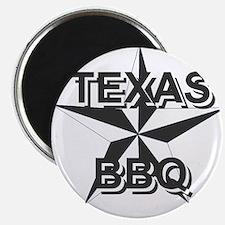 Texas BBQ Magnet