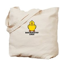 Biochemistry Chick Tote Bag