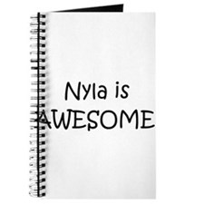 Cute Nyla Journal