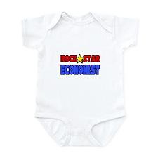 """Rock Star Economist"" Infant Bodysuit"